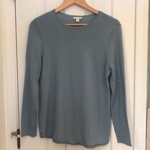 J. Jill Merino Wool Crewneck Sweater